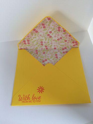 Matching Envelope