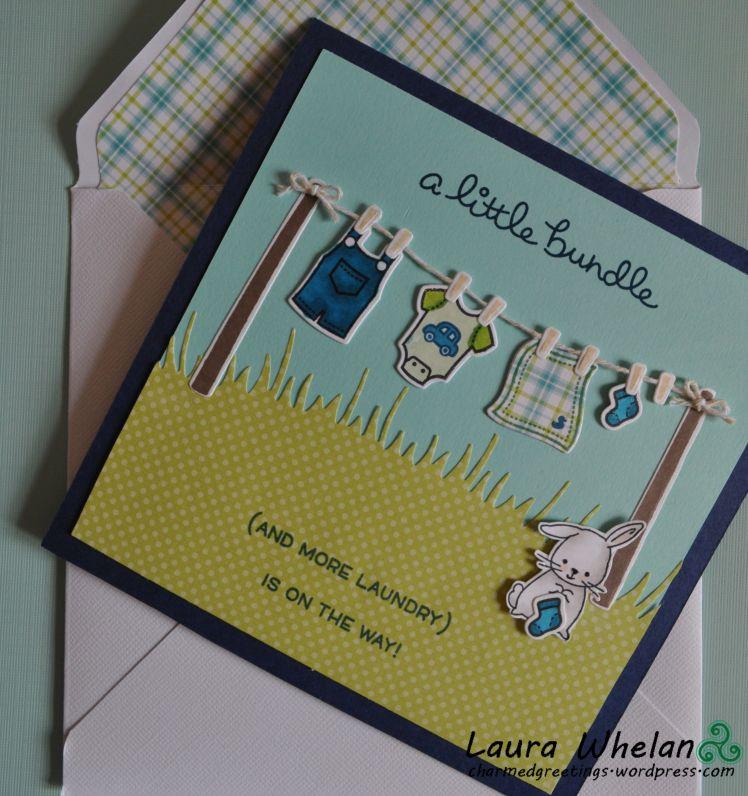 Little Boy Bundle envelope